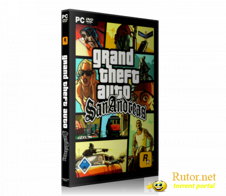 GTA San Andreas + Multiplayer [RePack от R.G. ExGames]