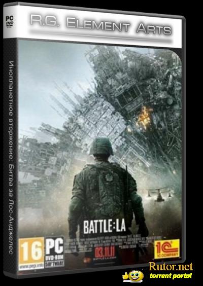 Инопланетное вторжение сшибка следовать Лос-Анджелес PC (2011) RePack
