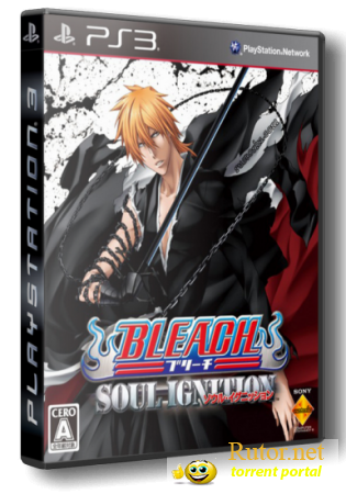 Bleach: Soul Resurrection Ignition JPN [PS3]