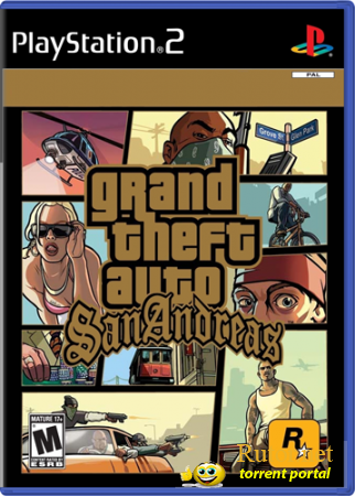 Grand Theft Auto: San Andreas (2004) [PAL/RUS/ENG]
