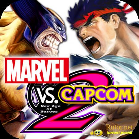 [+iPad] MARVEL VS. CAPCOM 2 [v1.00.00,iOS 5.0, ENG]