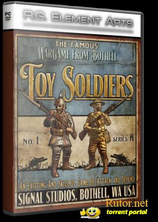 Скачать игру toy soldiers