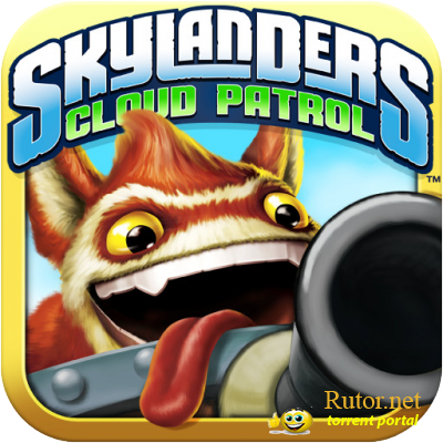 [+iPad] Skylanders Cloud Patrol [v1.2.0,iOS 4.3, ENG]