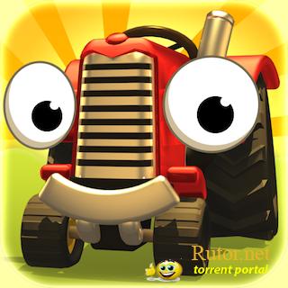[+iPad] Tractor Trails [v1.0.0,iOS 3.0, ENG]