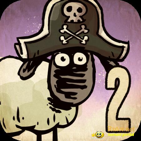 [+iPad] Shaun the Sheep - Home Sheep Home 2 [v1.33, Головоломка, iOS 3.1, ENG]