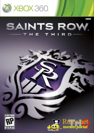 [JTAG/FULL] Saints Row: The Third [Region Free / RUS]