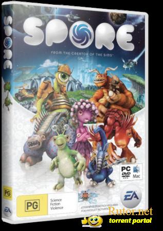 Spore (2008) PC-лицензия