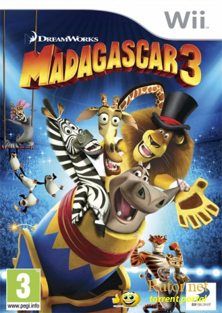 [Wii] Madagascar 3: The Video Game [PAL/MULTI5/2012]