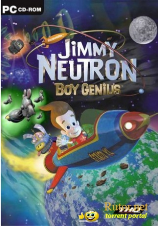 Jimmy Neutron: Boy Genius (2002) PC