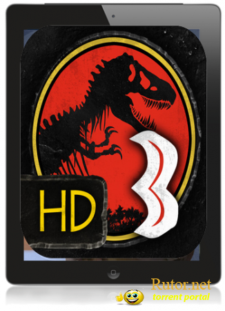 [HD] Jurassic Park: The Game 1 [v1.2], The Game 2 [v1.0], The Game 3 [v1.0] [Квест, iOS 4.2, ENG]