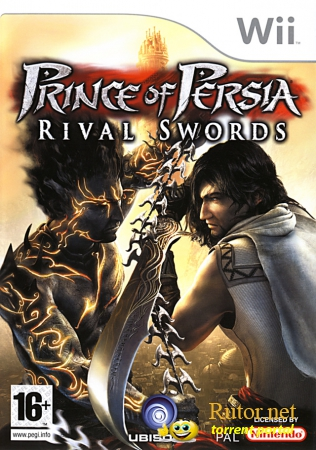 [Wii]Prince of Persia: Rival Swords [PAL] [Multi 5] [Scrubbed]