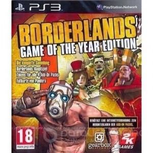 Borderlands:Game of the Year Edition (2011) [RUS][RUSSOUND]