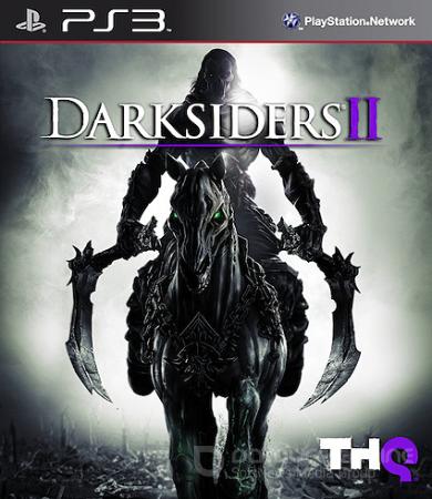 Darksiders 2 ps3 скачать торрент