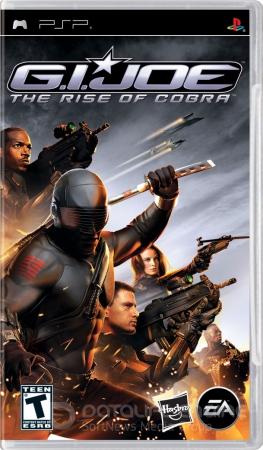 G.I. Joe: The Rise of Cobra (2009/PSP/ENG)
