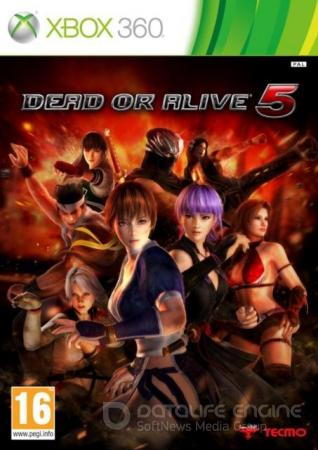 Dead or Alive 5 [PAL/ENG] (XGD3) (LT+ 3.0) (X.P.G.)
