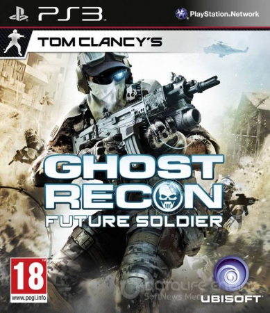Tom Clancy's Ghost Recon: Future Soldier (2012) (Move) [ENG] (3.55)