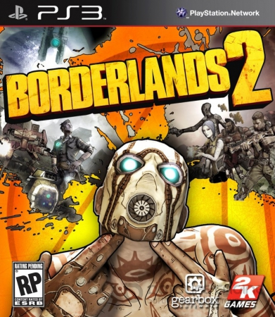 Borderlands 2 [USA] [2012] [Ждём фикс]