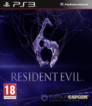 [PS3] Resident Evil 6 [EUR/RUS] (Ждем фикс)