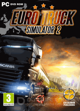 Euro Truck Simulator 2 (2012) PC | DEMO