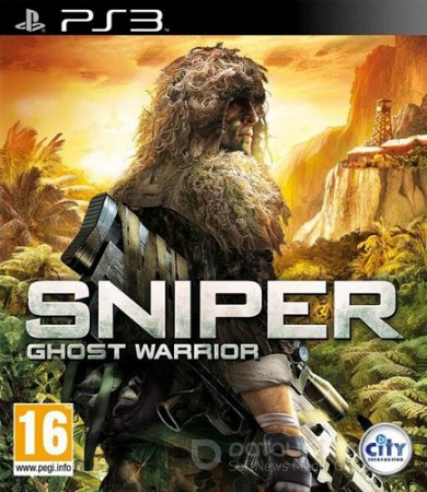 Sniper: Ghost Warrior (2011) PS3