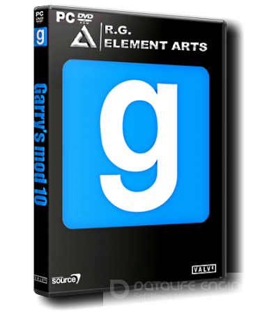 Garry's Mod 10 - No Steam - v 1.2 - (2012/ Eng/ RePack) �� R.G. Element Arts