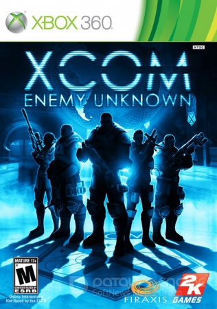 XCOM : Enemy Unknown [ Region Free / Eng / LT+3.0 ]