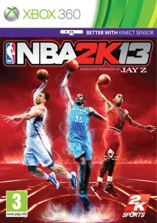 NBA 2K13 [Region Free/ENG] [LT+2.0]