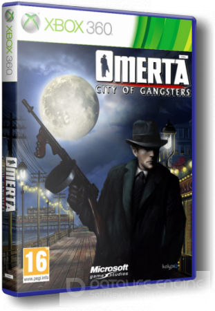 Omerta: City of Gangsters (2013) XBOX360