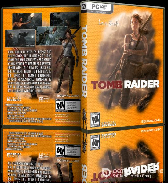 Tomb Raider Survival Edition v. 1.00.716.5 + 3 DLC (Square Enix) (RUS\Multi14) [L|Steam-Rip]