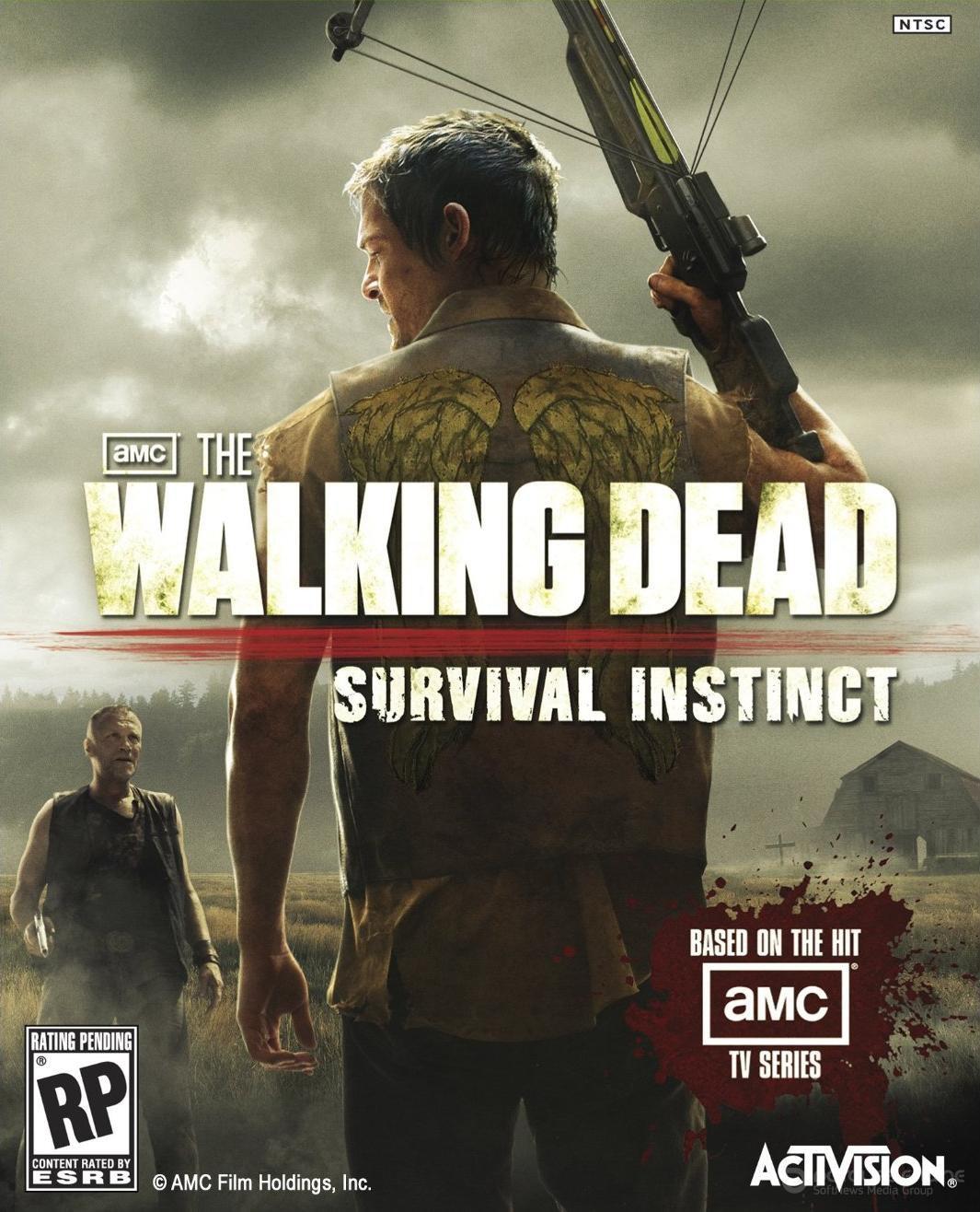 The walking dead: survival instinct (2013) скачать через торрент.