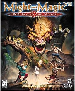 Might And Magic Антология