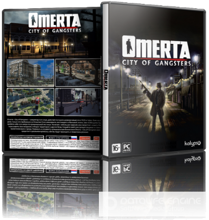 Omerta: City of Gangsters (2013) PC | Repack �� R.G. Origami