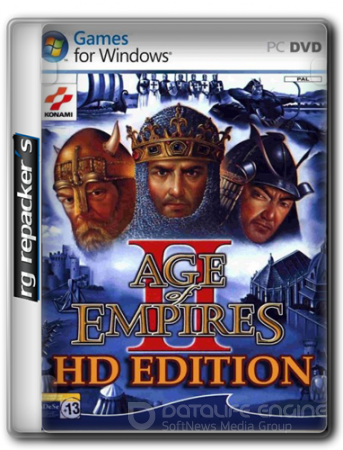 Age of Empires 2: HD Edition [v 2.3] (2013) PC | Repack �� R.G Repacker's