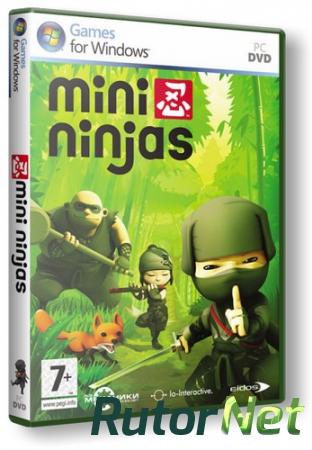 Mini ninjas 2 скачать торрент