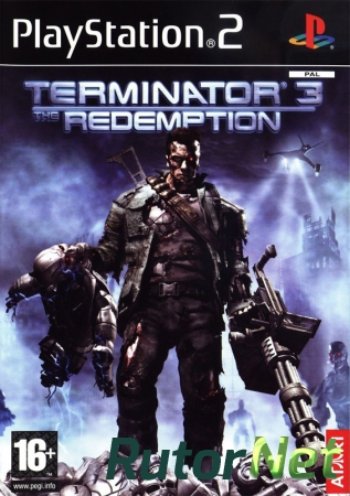 [PS2] Terminator 3: The Redemption [Full RUS|PAL]