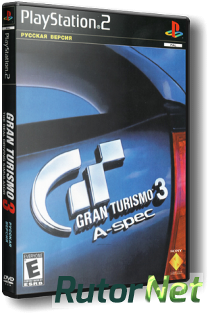[PS2] Gran Turismo 3: A-Spec [RUS/Multi5|PAL]