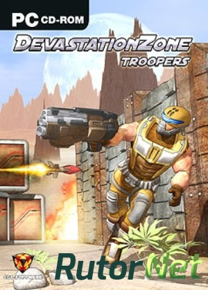 Devastation Zone Troopers (Portable)