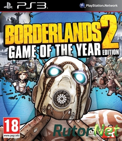 Borderlands 2: Game of the Year Edition [EUR/ENG] [4.46]