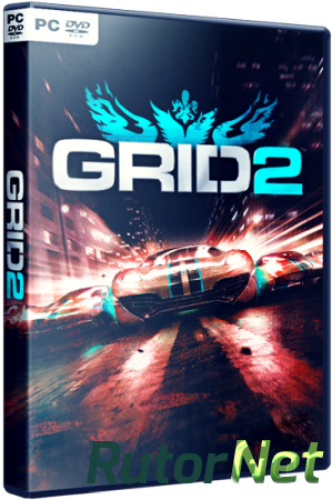 GRID 2 [v 1.0.85.8679 + 9 DLC] (2013) PC | RePack от  R.G.Rutor.net