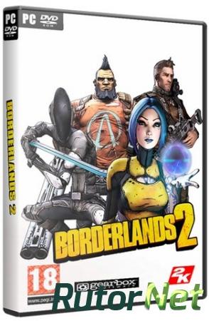 Borderlands 2 goty скачать торрент