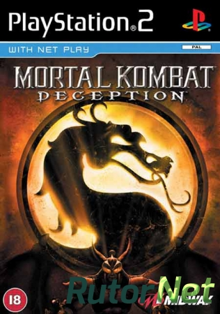 Mortal Kombat: Deception (2004) Англ/Рус PAL