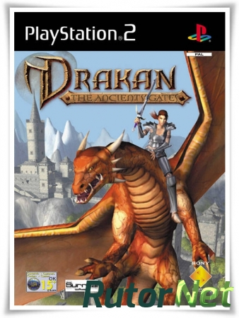 [PS2] Drakan: The Ancients' Gates [RUS/ENG|PAL]