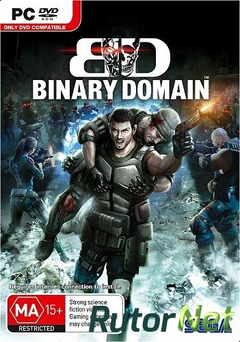 Binary Domain Скачать Торрент Rutor - фото 5