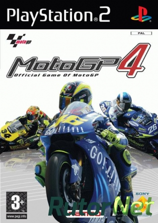 [PS2] MotoGP 4 [RUS/ENG|PAL]