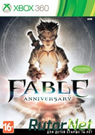 [XBOX360] Fable Anniversary [Region Free / RUS] [Freeboot]