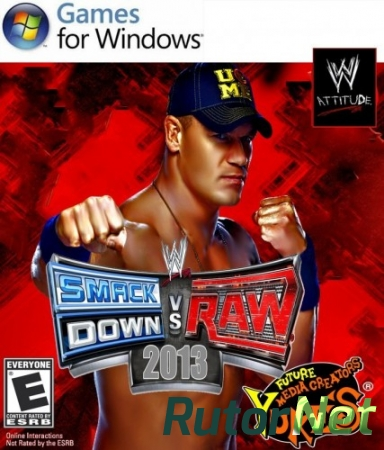 WWE Smackdown vs RAW [2013] | PC+DLC