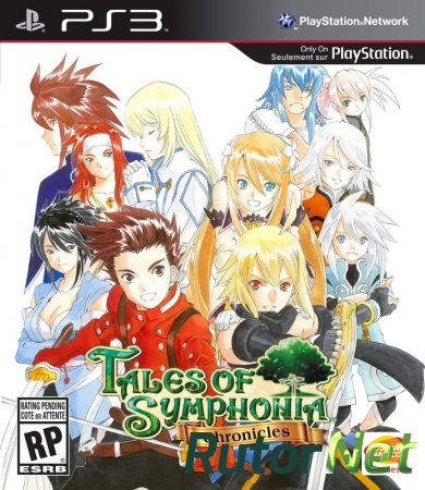 Tales of Symphonia Chronicles [USA/ENG]