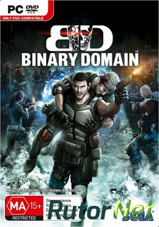 Binary Domain [2012] | PC RePack by R.G.Rutor.net
