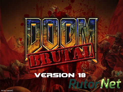 Doom brutal doom v19 enhanced edition (1993-2013) pc | gzdoom.