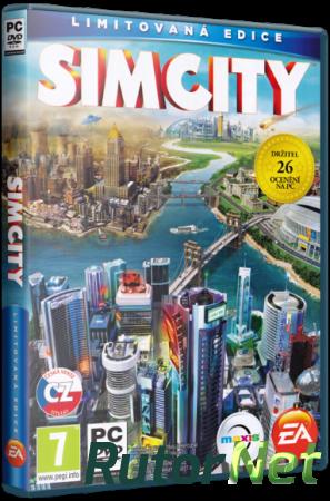 Скачать игру simcity 2014 через торрент на пк